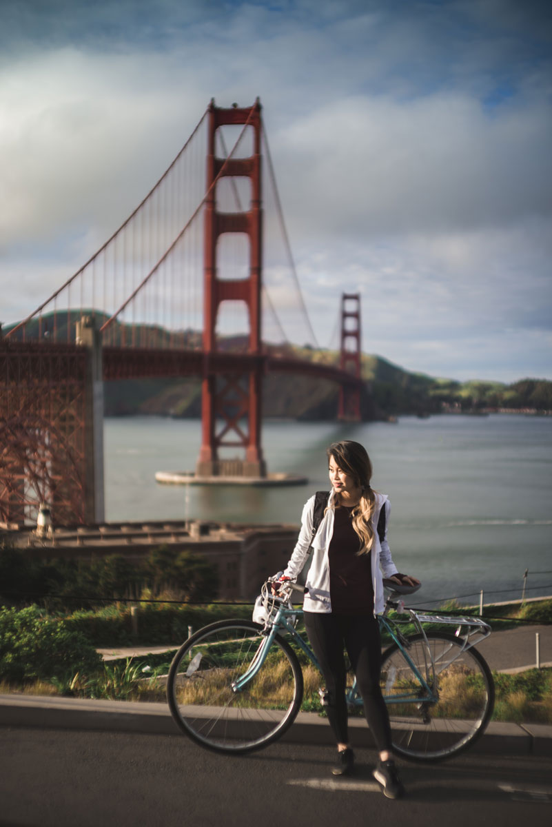 San Francisco, CA Bike Rentals and Tour of Golden Gate Bridge