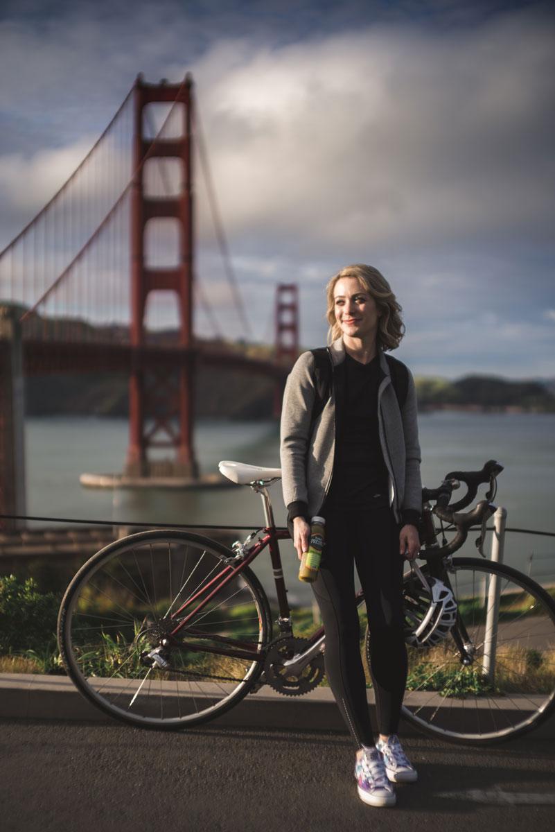 An Easy guide to Biking Across the Golden Gate Bridge in San Francisco, CA