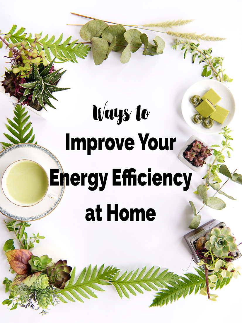 Easy Ways to Improve Energy Efficiency at Home