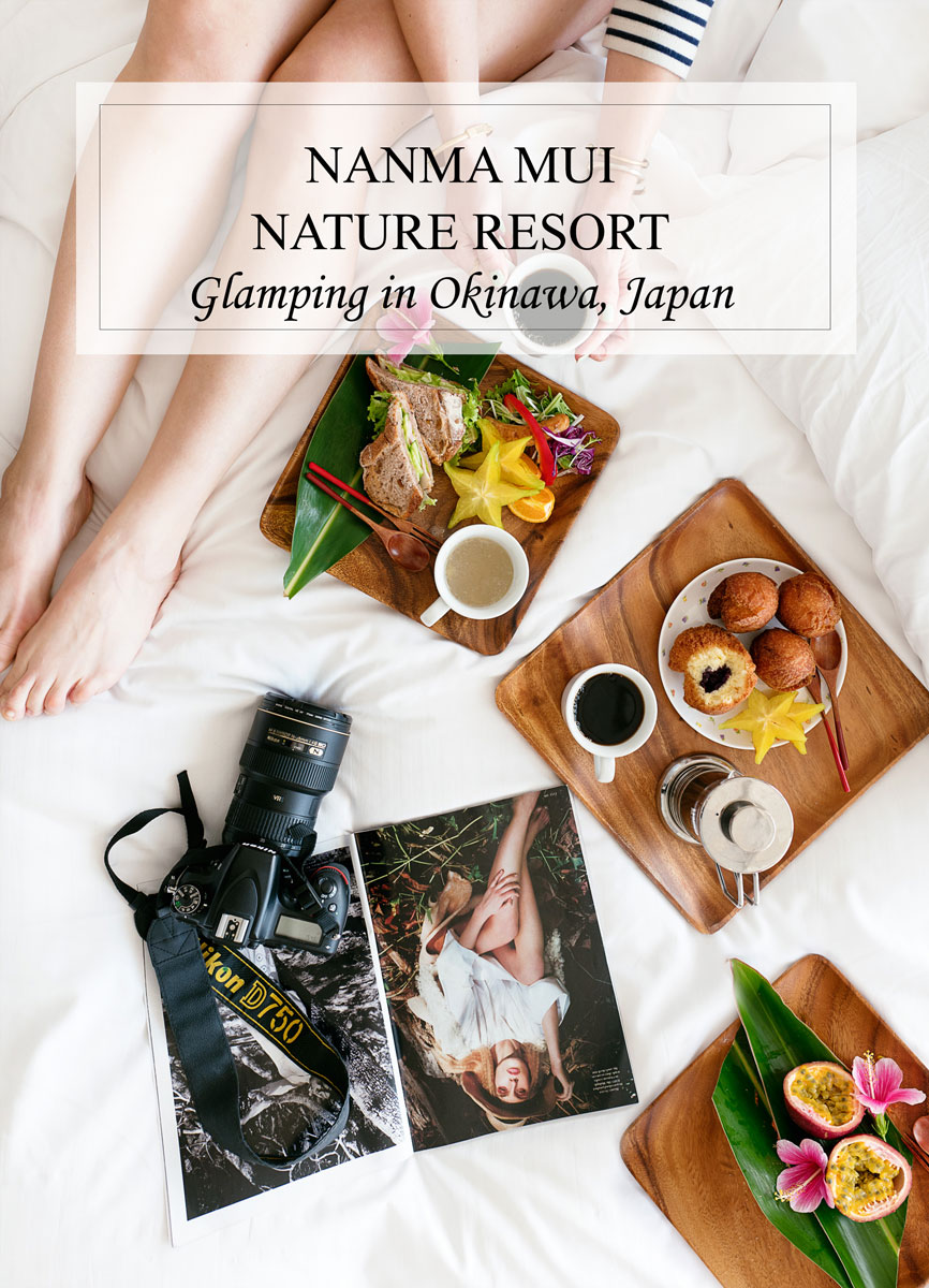 Beautiful Okinawa Japan Hotels - Nanma Mui Glamping Nagox