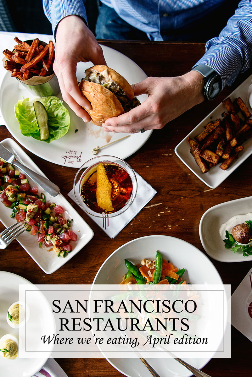 Best San Francisco Restaurants - Reviews & Recommendations