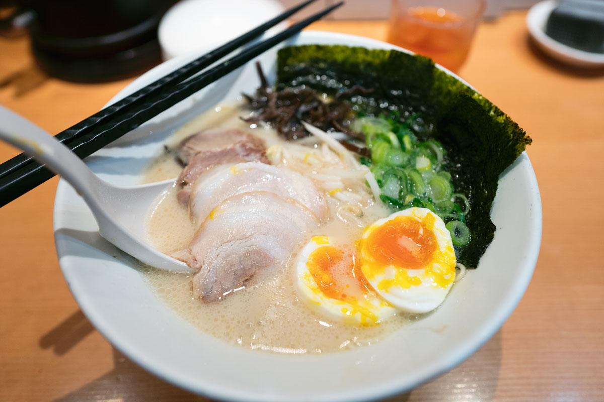 Best Ramen Restaurant Vending Machine Ippudo