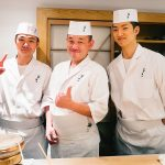 Best Sushi Restaurants Tokyo Japan - Sushiso Masa Omakase Michelin