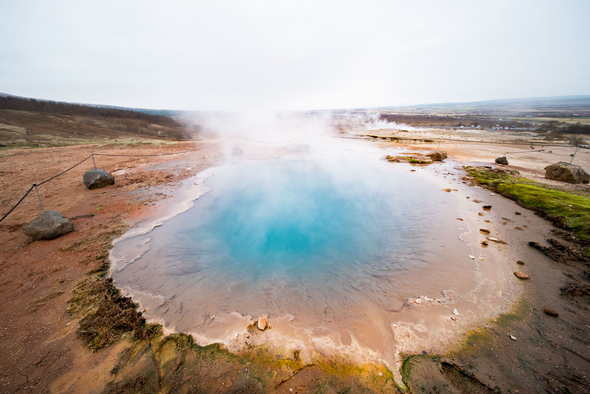 Strokkur Geysir Iceland Golden Circle Travel Guide