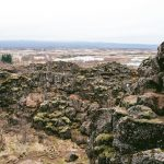 Pingvellir (Thingvellir) National Park Tectonic Plates Iceland