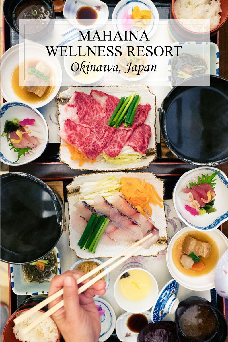 Review of Mahaina Wellness Resort in Montobu, Okinawa, Japan