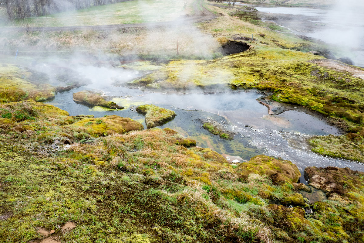 Secret Lagoon Iceland Hot Springs Geothermal Pool