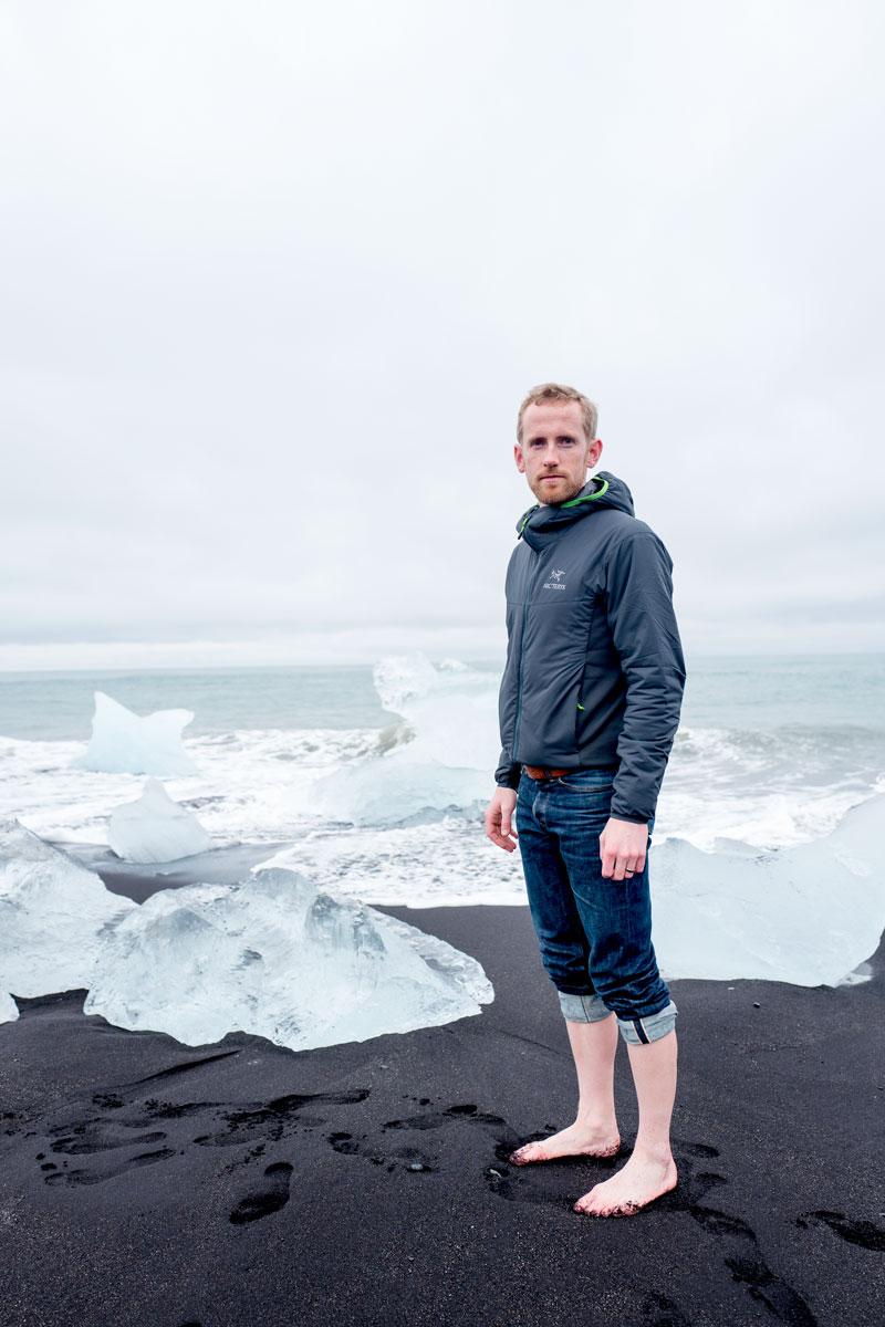 Diamond Beach - Beautiful Destinations Driving Iceland Roadtrip