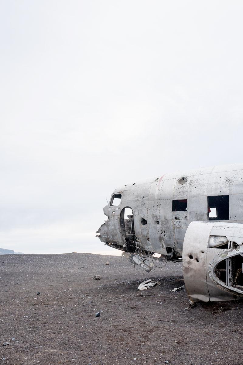 Sólheimasandur Plane Wreck Site Iceland Instagram