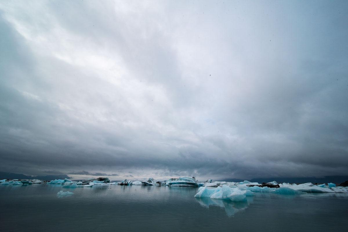 Prettiest Spots in Iceland - Glacier Lagoon Natural Wonder