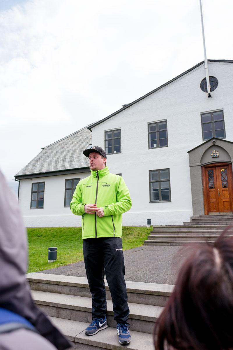 Free walking tours Reykjavik Iceland