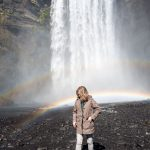 Skogafoss Waterfall - Huge Waterfall South Coast Iceland Ring Road