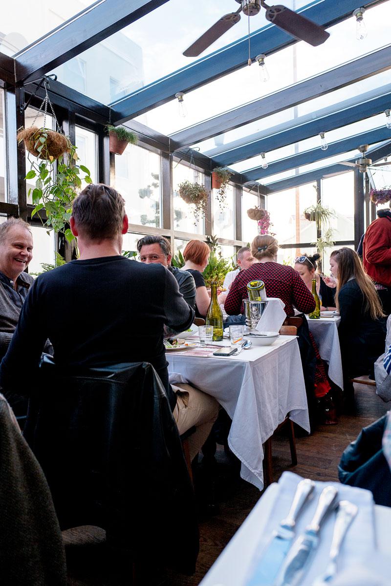 Snaps Bistro Restaurant & Bar Reykjavik Iceland Travel Guide