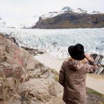 Solheimajokull Glacier South Coast Iceland Ring Road