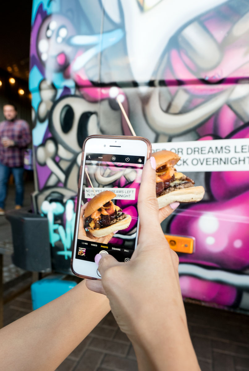 Almost Famous Burger Food Truck Best in Manchester, UK Review