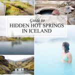 Guide to Hidden Hot Springs and Geothermal Pools in Iceland