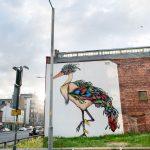 Murals & Street Art of Manchester, UK