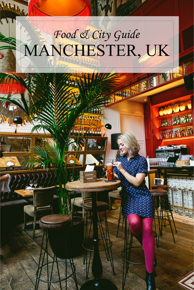 Manchester United Kingdom Food, Restaurant & Travel Guide