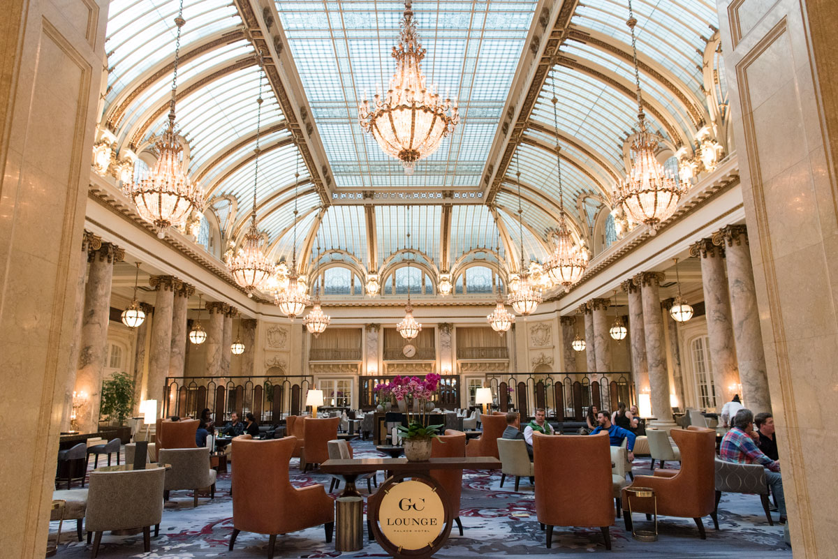 Most Romantic San Francisco Hotel for Anniversaries and WEddings