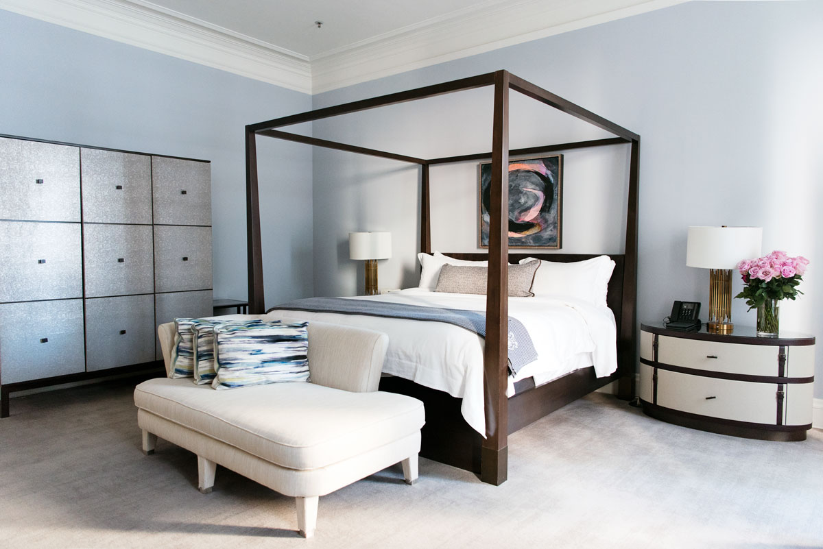 A Romantic San Francisco Staycation + Palace Hotel Review