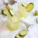 Unique Summer Cocktail Recipe - Refreshing Cucumber Margarita