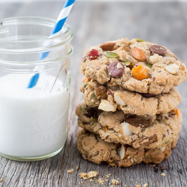 After school snack ideas breakfast cookies