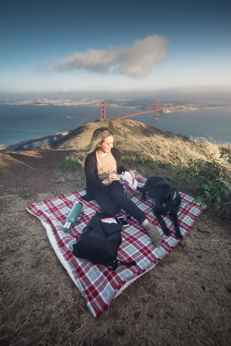 Best Picnic Spots San FRancisco Bay Area Views