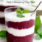 Healthy Chia Seed Pudding Parfait Recipe - Easy Overnight Breakfast Idea