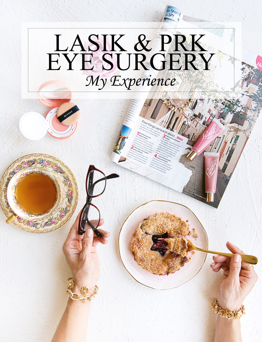 PRK & Lasik Eye Surgery Review & Patient Experience