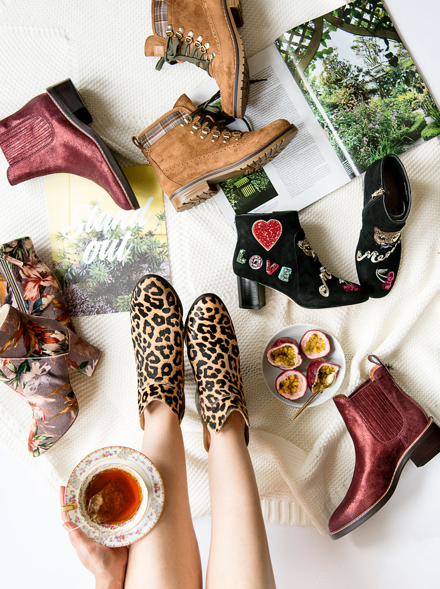 Photography Tips for Flatlays & Shoefie Photos