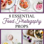 Best Props for Beginners in Food Photography and Food Styling!