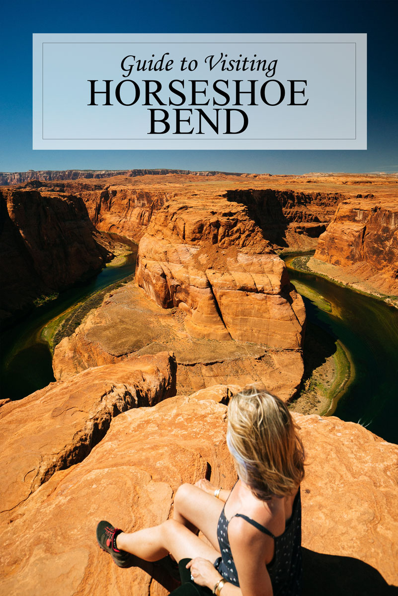 Horseshoe Bend Page, Arizona Guide and Information