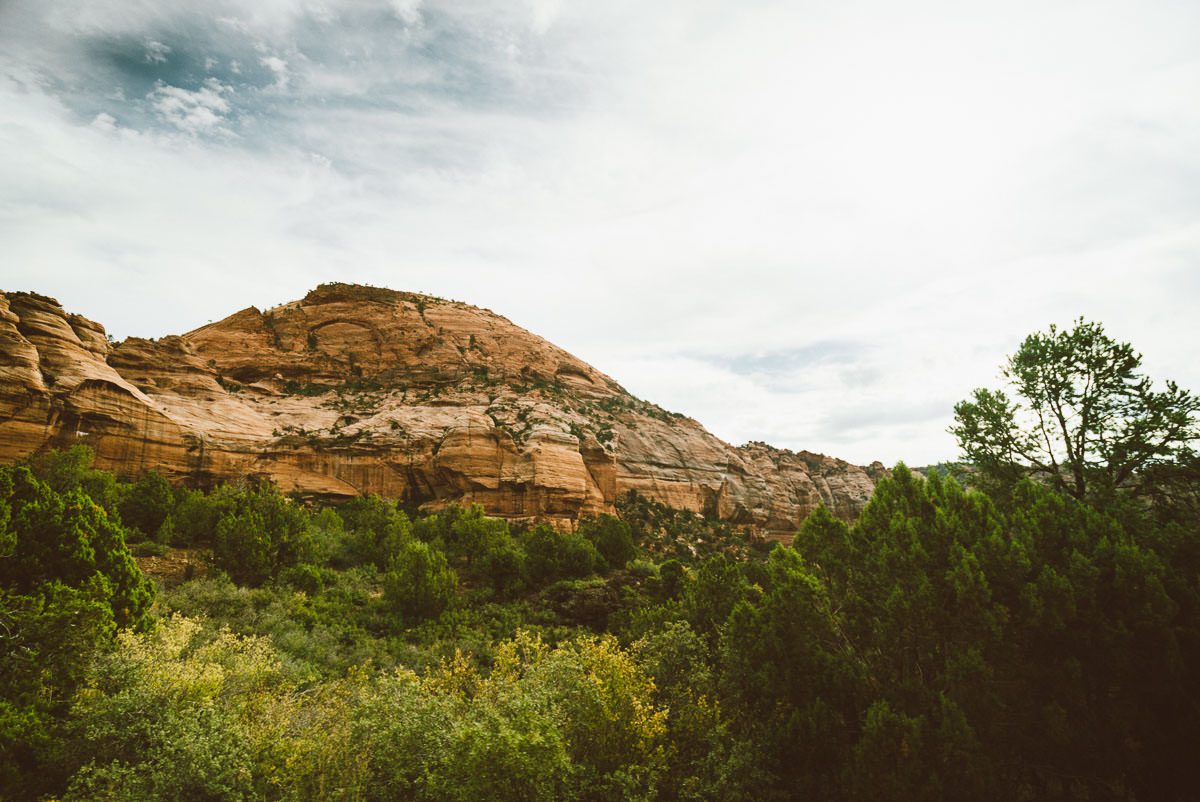 Utah Roadtrip with Zion National Park Hike & Trails
