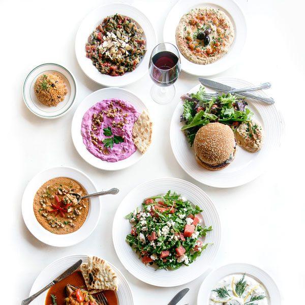 LaLe Inner Sunset – San Francisco Mediterranean Restaurant