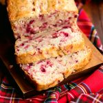 Easy Moist Cranberry Bread with Orange Juice Recipe