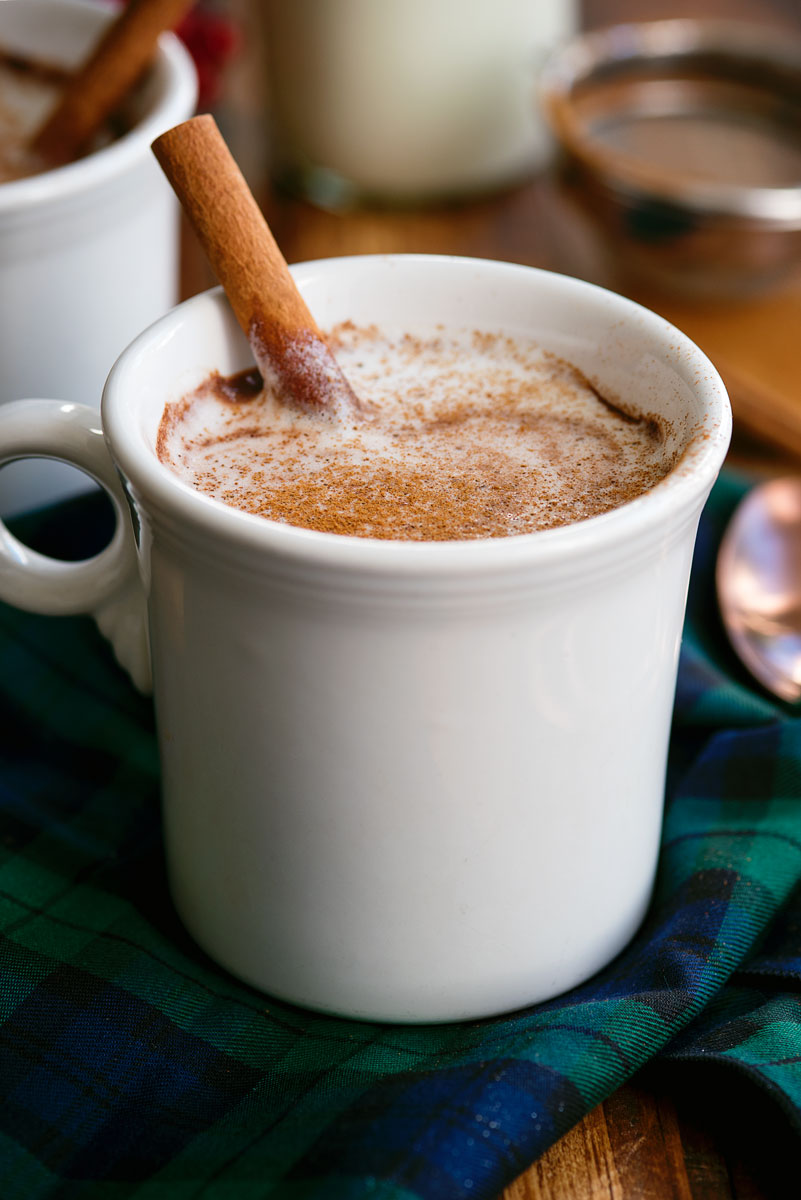 Authentic Mexican Hot Chocolate Recipe - A Side of Sweet