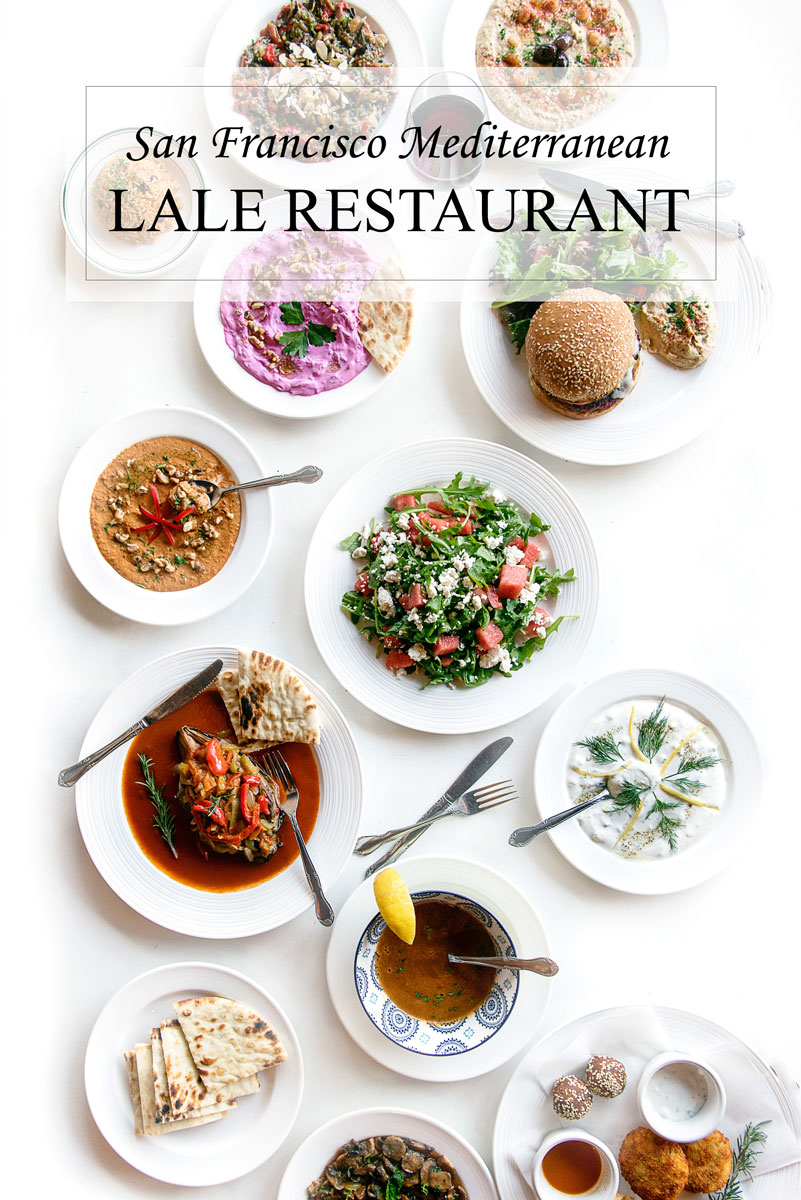 Best Mediterranean Restaurants San Francisco - LaLe Inner Sunset Delivery