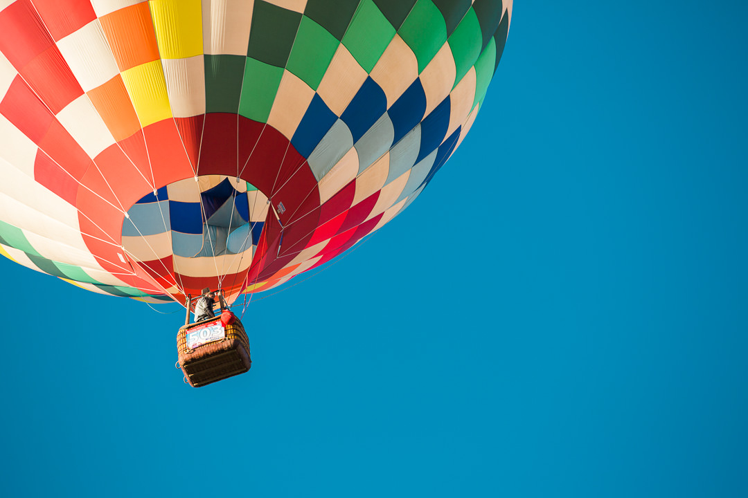 Albuquerque Balloon Fiesta Information - Hot Air Ballon Festival
