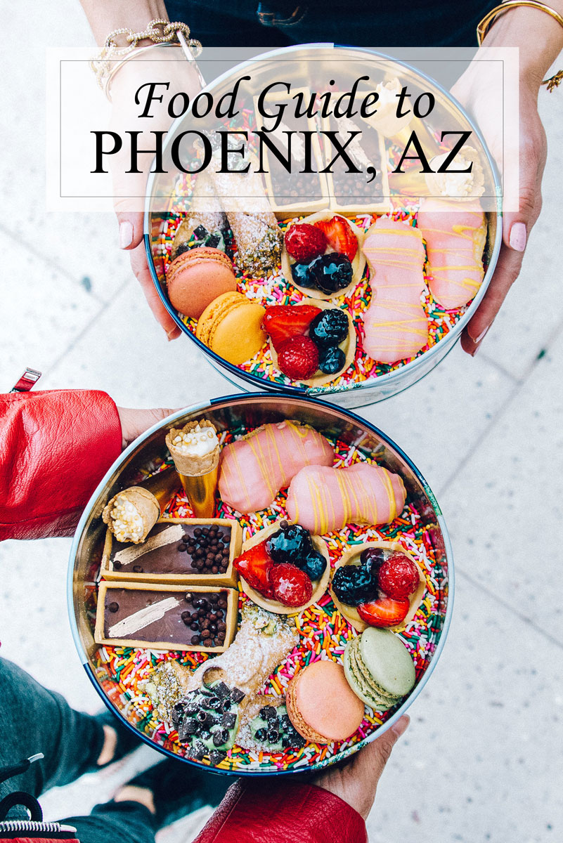 Where to Eat in Phoenix Arizona - Restaurant & Food Guide