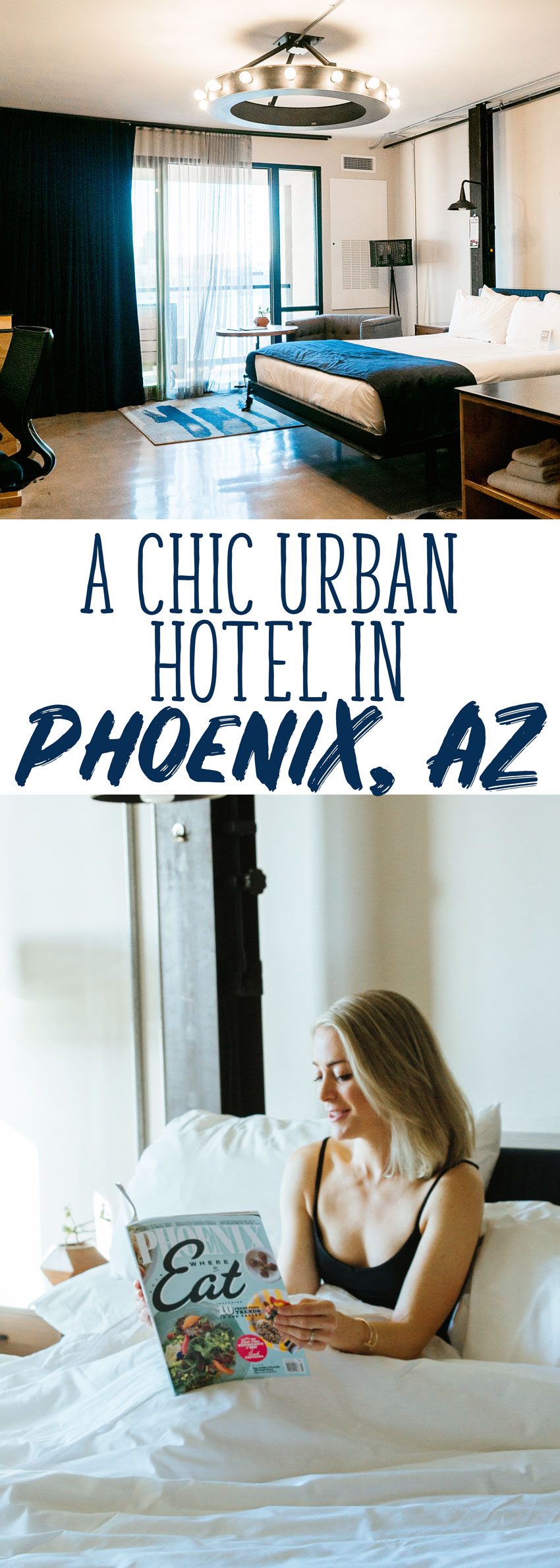 Found:re Hotel Review Downtown Phoenix Boutique Hotel