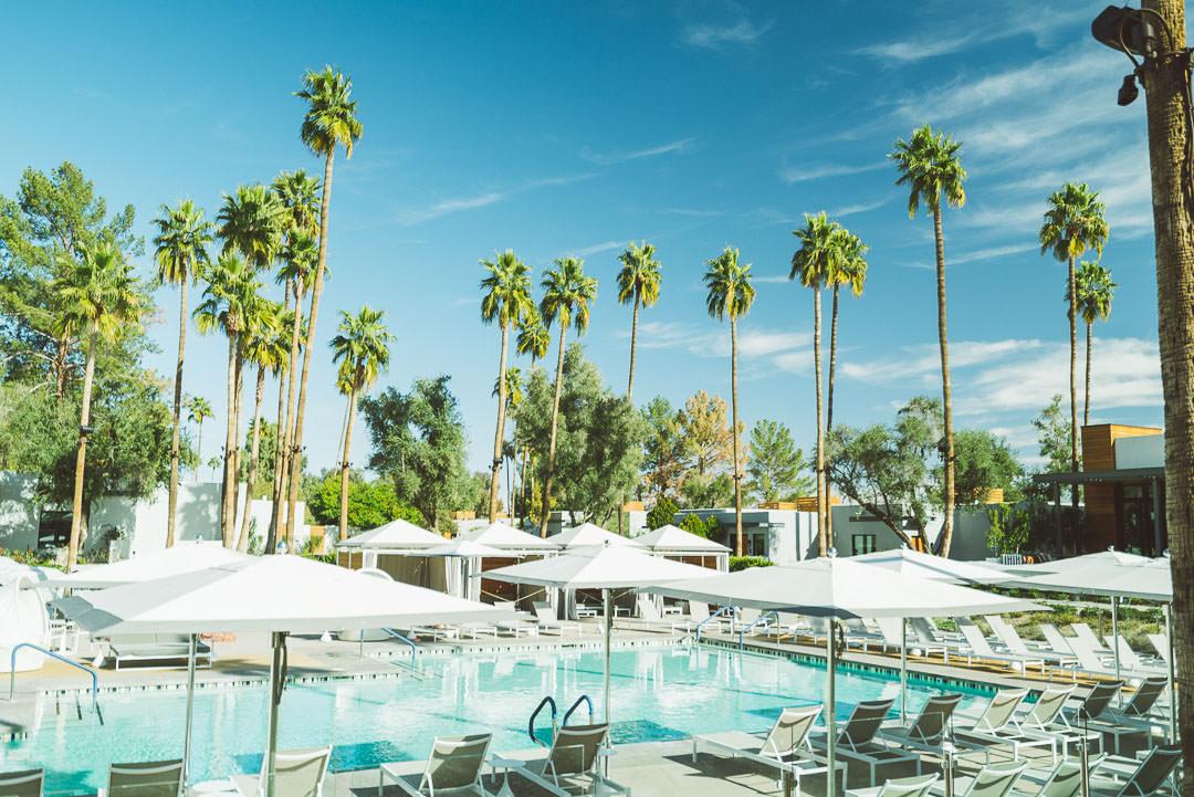 Hyatt Andaz Scottsdale AZ Hotel Review Pool