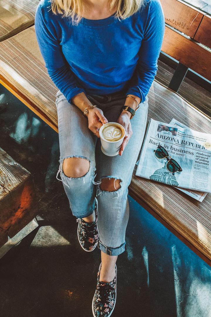 Best Coffee Shops Cafes Phoenix AZ