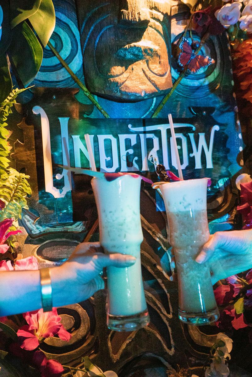 Undertow Speakeasy Tiki Bar - Phoenix AZ