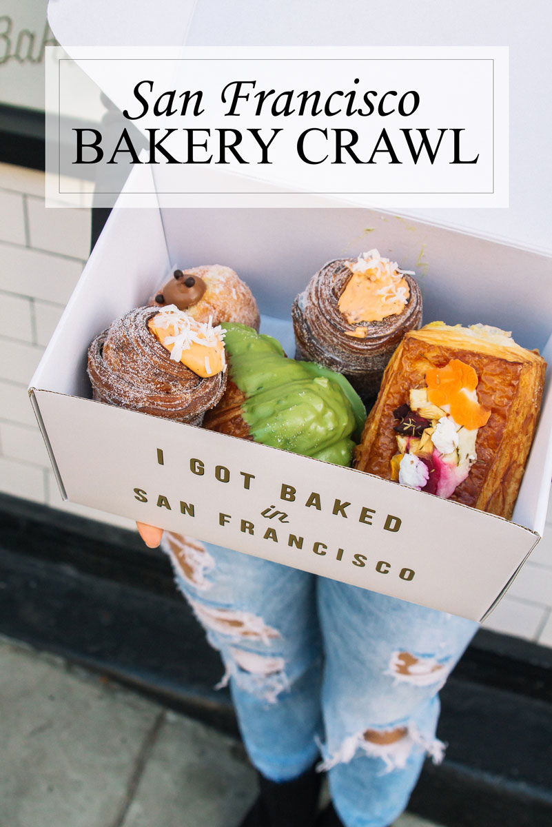 Best San Francisco Bakeries Travel Guide & Reviews