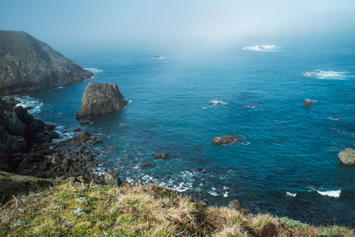 Best Hiking - Mendocino County Highway 1 Coast Views