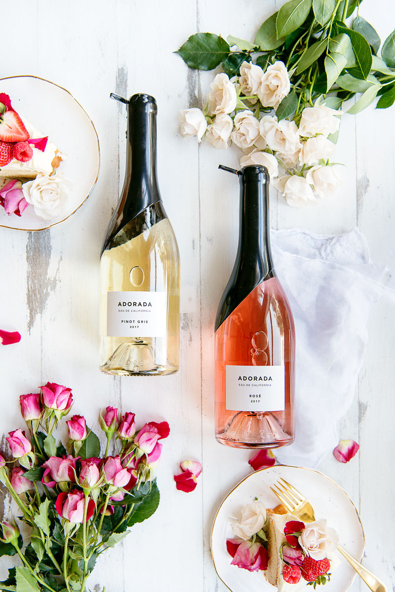 Adorada Wine Rose & Pinot Grigio Review California