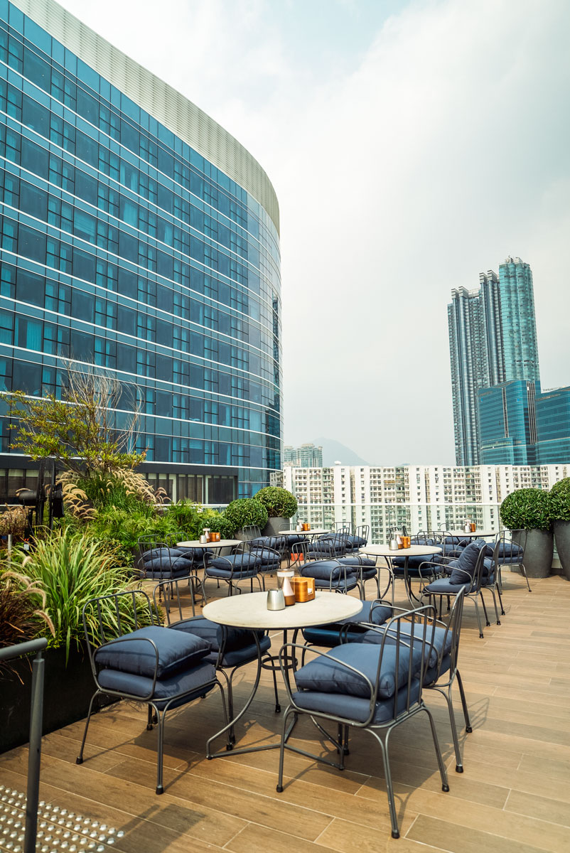 Red Sugar Bar Kerry Hotel Hong Kong Review