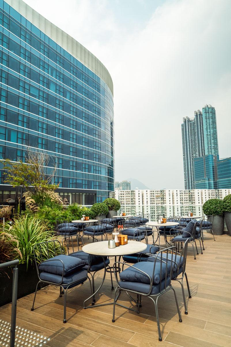 Red Sugar Bar Kerry Hotel Hong Kong Review