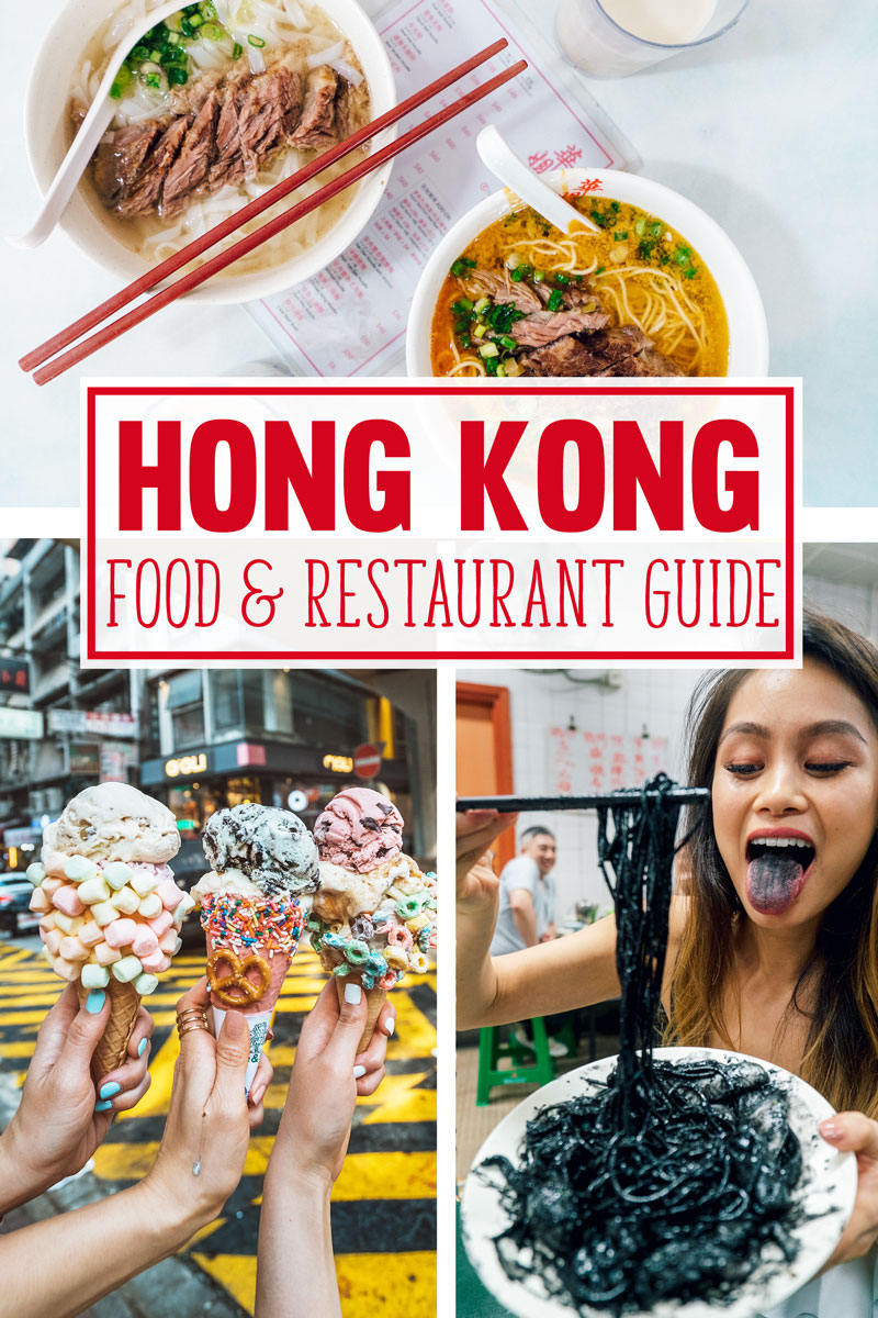 Hong Kong Food Guide - Where to Eat & Travel