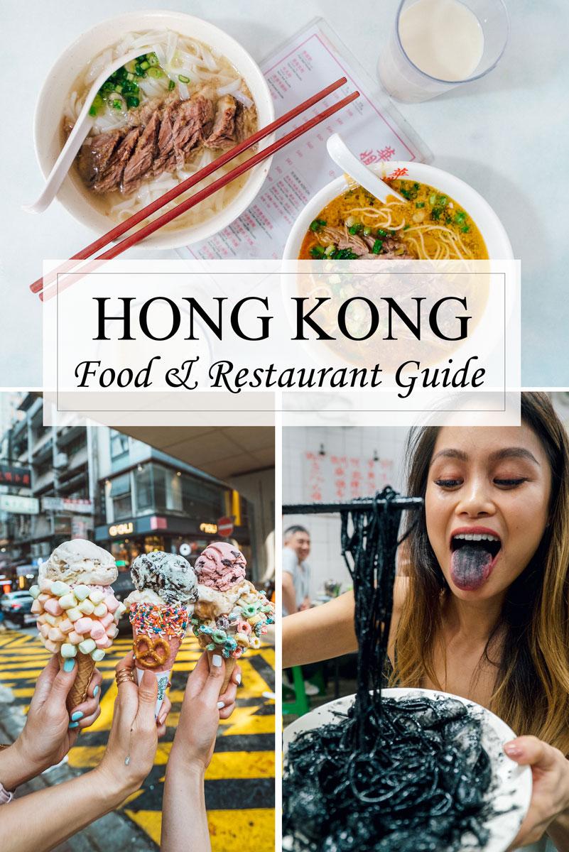Hong Kong Food Guide - Where to Eat Hong Kong & Travel